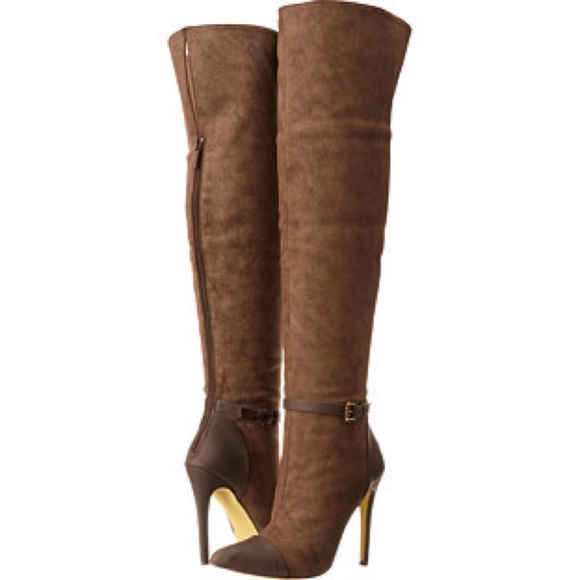 bbda08c9e77 Michael Antonio brown faux suede Oden OTK Boots 9